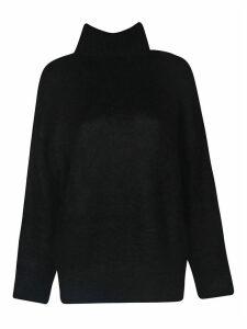 N.21 Black Wool Sweater