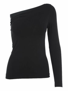 Helmut Lang One Shoulder Top