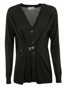 Prada V-neck Cardigan