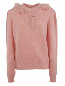 Miu Miu Ribbed Sweater