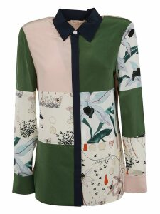Tory Burch Patchwork Shirt