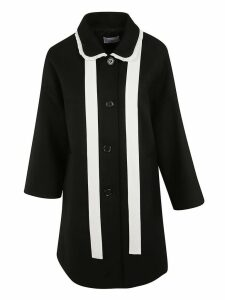 RED Valentino Buttoned Coat