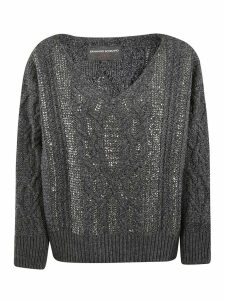 Ermanno Scervino V-neck Sweater