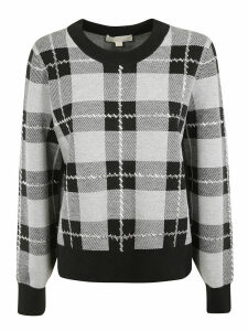 Michael Kors Checked Sweater