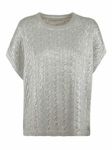Fabiana Filippi Short Sleeved Sweater