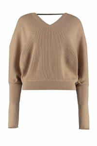 Brunello Cucinelli Ribbed Cashmere Pullover