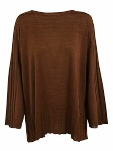 Antonio Marras Pleated Sweater