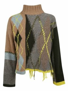 Antonio Marras Turtleneck Sweater