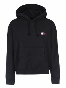 Tommy Hilfiger Logo Patch Hoodie