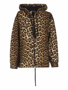 N.21 Leopard Hoodie