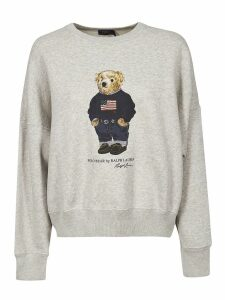Polo Ralph Lauren Bear Print Sweatshirt