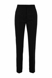 Max Mara Palizzo Virgin Wool Trousers
