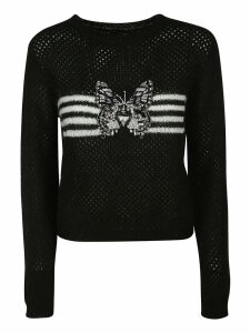 Ermanno Scervino Butterfly Sweater