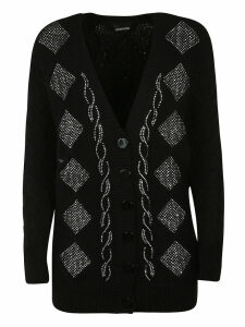 Ermanno Scervino Knitted Cardigan