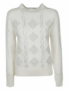 Ermanno Scervino Knitted Pullover