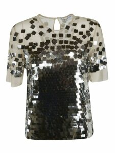 Ermanno Scervino Sequined Top