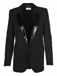 Saint Laurent Tailored Wool Blazer