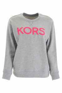 MICHAEL Michael Kors Fluo Logo Sweatshirt