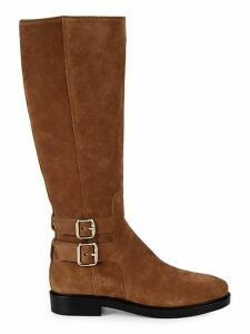 Stivale Donna Suede Boots