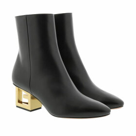 Givenchy Boots & Booties - G Heel Ankle Boots Leather Black - black - Boots & Booties for ladies