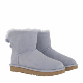 UGG Boots & Booties - W Mini Bailey Bow II Fresh Air - blue - Boots & Booties for ladies