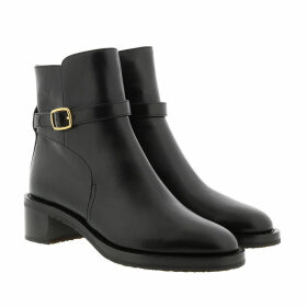 Celine Boots & Booties - Buckle Ankle Boots Leather Black - black - Boots & Booties for ladies