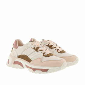 Coach Sneakers - Runner Armor And Suede Sneaker Multicolour - colorful - Sneakers for ladies