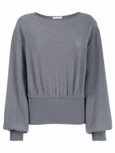 Société Anonyme knitted jumper - Grey