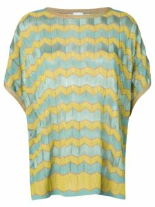 M Missoni loose fit T-shirt - Yellow