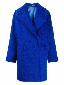 Tagliatore Astrid double-breasted coat - Blue