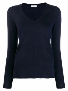 P.A.R.O.S.H. fine knit top - Blue