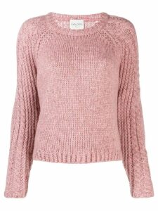 Forte Forte Phard knit jumper - Pink