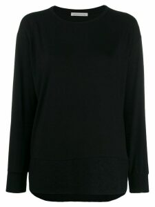Stefano Mortari knitted jumper - Black