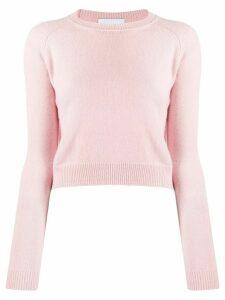 Alexandra Golovanoff cashmere Mimi sweater - Pink