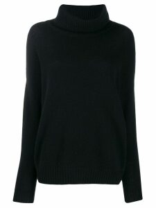 Philo-Sofie turtleneck long-sleeved jumper - Black