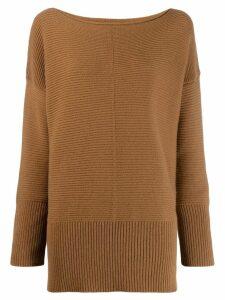 Roberto Collina Terra sweatshirt - Neutrals