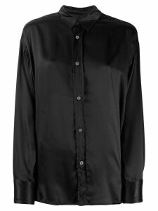Katharine Hamnett London loose fit blouse - Black