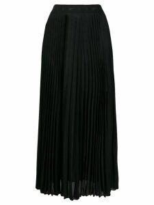 Reebok x Victoria Beckham high-waisted pleated skirt - Black