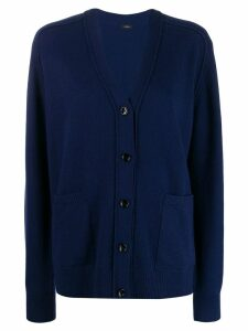 Joseph button-up cardigan - Blue