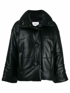 Nanushka padded coat - Black