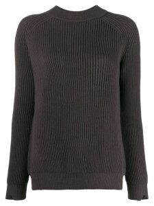 Stefano Mortari knitted jumper - Grey