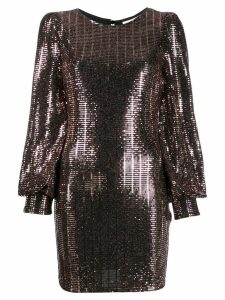Aniye By sequin short dress - Black