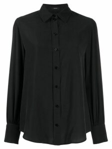 Joseph Klein tailored blouse - Black