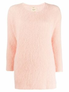 Bellerose knitted jumper - NEUTRALS