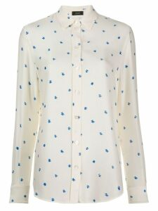 Joseph New Garçon Scribble shirt - White