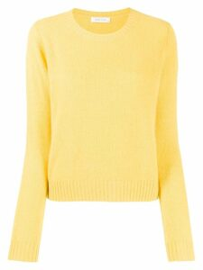 Philo-Sofie round neck jumper - Yellow