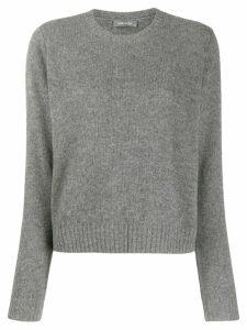 Philo-Sofie round neck jumper - Grey