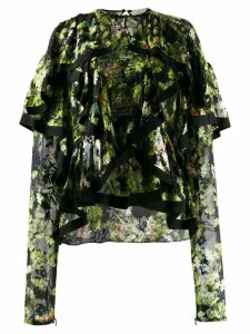 Preen By Thornton Bregazzi Destiny blouse - Green