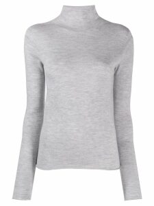 Joseph turtleneck knitted sweater - Grey