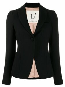 L'Autre Chose classic single-breasted blazer - Black